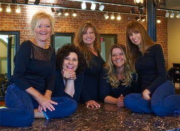 Sorella hair salon team